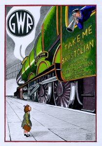 Bristolian Express Passenger Service, Temple Meads to Paddington